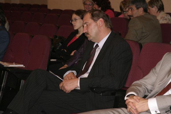 Репортаж с внеочередной областной конференции «Единой России»